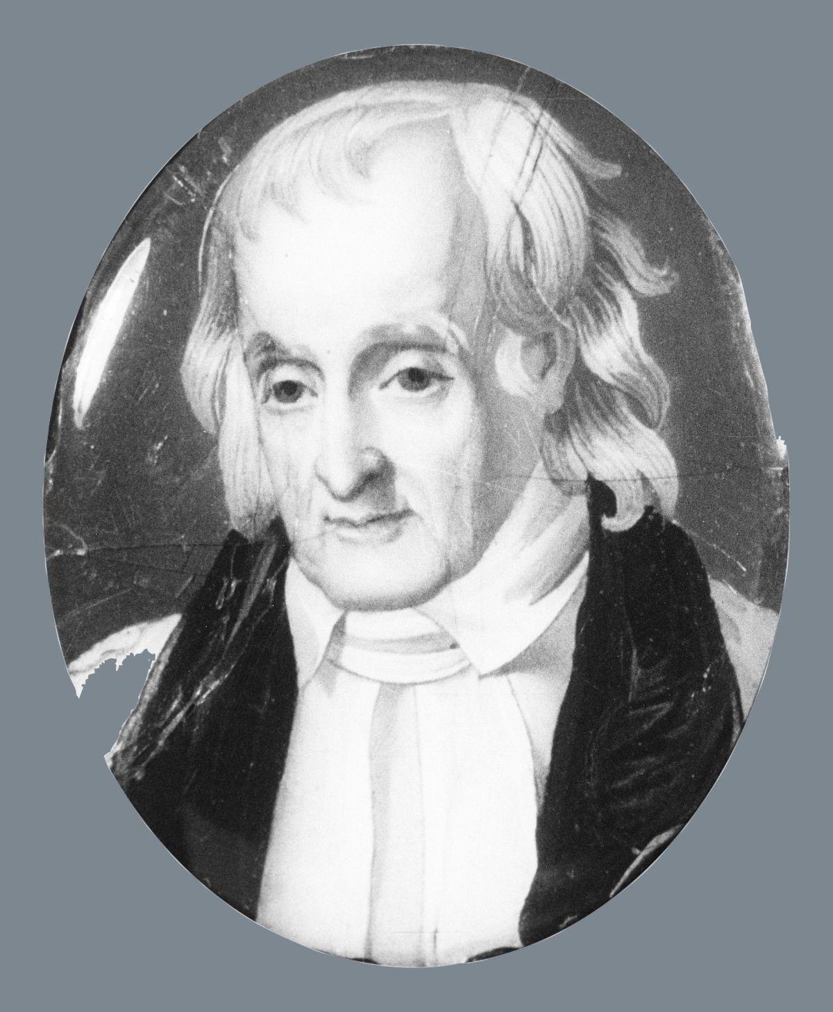 Bishop William White by William Russell Birch