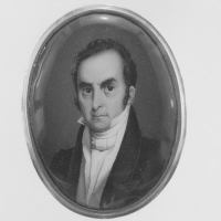 Daniel Webster by William Russell Birch