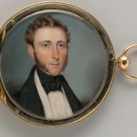 Portrait of a Gentleman by Alfred Thomas Agate