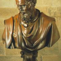 Bust of Michelangelo by Daniele Ricciarelli