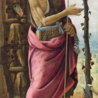St John the Baptist by Jacopo Del Sellaio