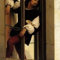 The Tower Watchman by Edward von Steinle