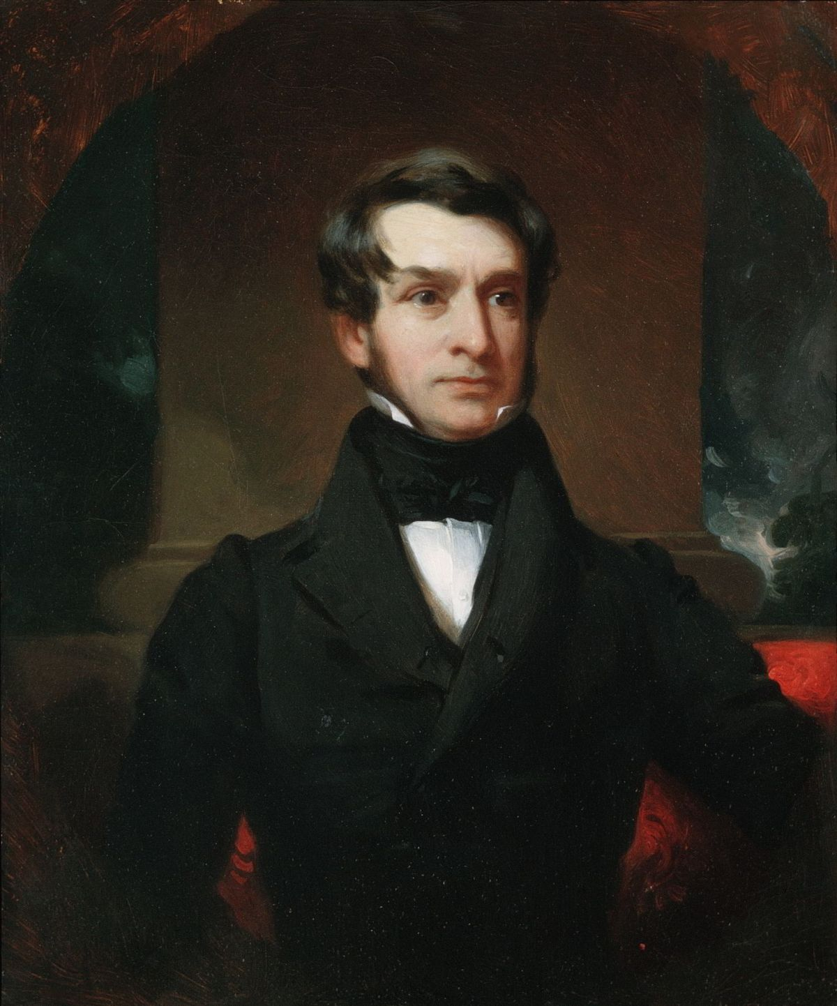 A Gentleman of the Wilkes Family by Henry Inman