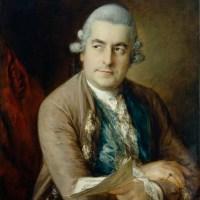 Johann Christian Bach by Thomas Gainsborough