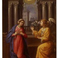 The Annunciation by Giuseppe Cesari