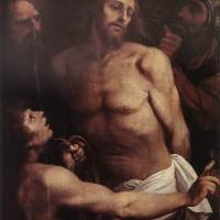 The Mocking of Christ by Giuseppe Cesari