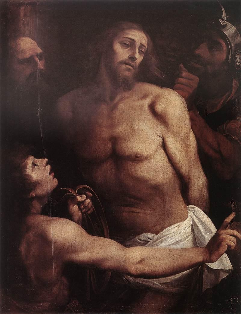 The Mocking of Christ by Giuseppe Cesari