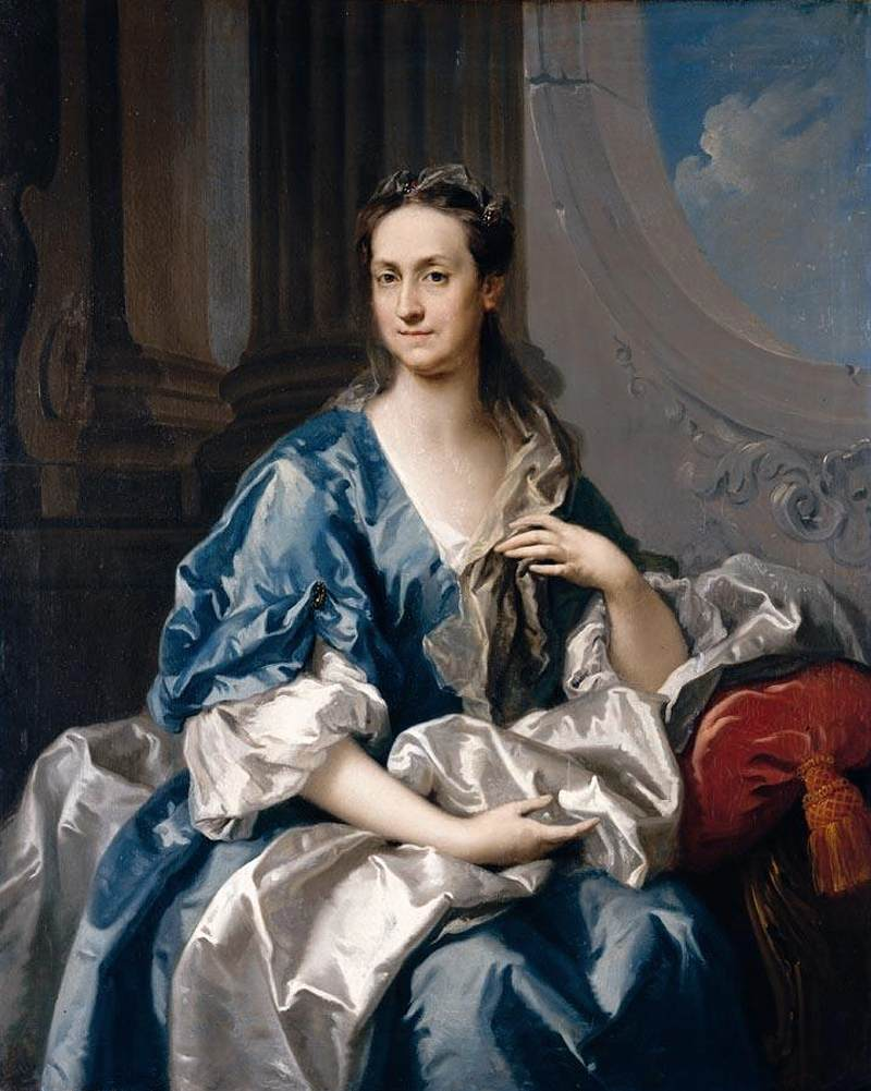 Portrait of a Lady by Jacopo Amigoni