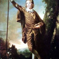 Brown Boy by Joshua Reynolds