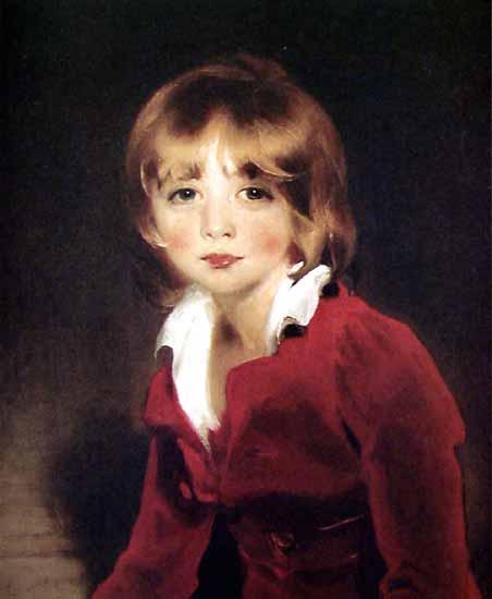 Children Sir John Julian by Sir Thomas Lawrence