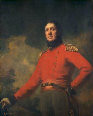 Colonel Francis James Scott by Sir Henry Raeburn