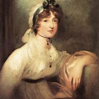 Diana Stuart, Lady Milner by Sir Thomas Lawrence