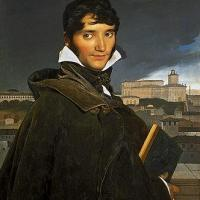 FrançoisMarius Granet by Jean Auguste Dominique Ingres