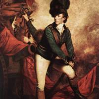 General Sir Banastre Tarleton by Joshua Reynolds