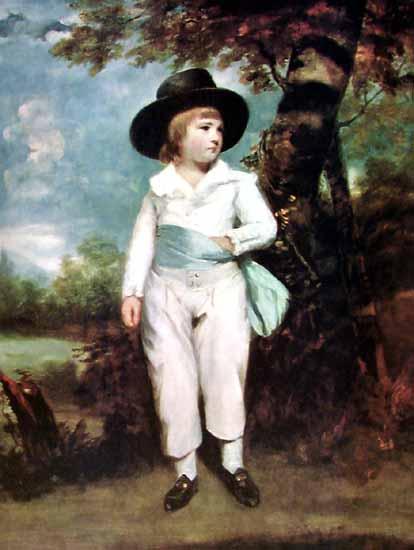 John Charles by Joshua Reynolds