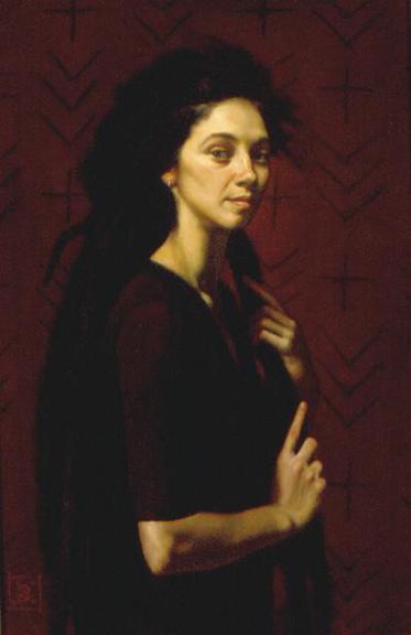 Katie by Benjamin Franklin Long IV