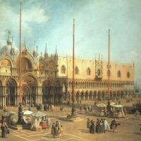 Piazza San Marco Looking Southeast by Canaletto