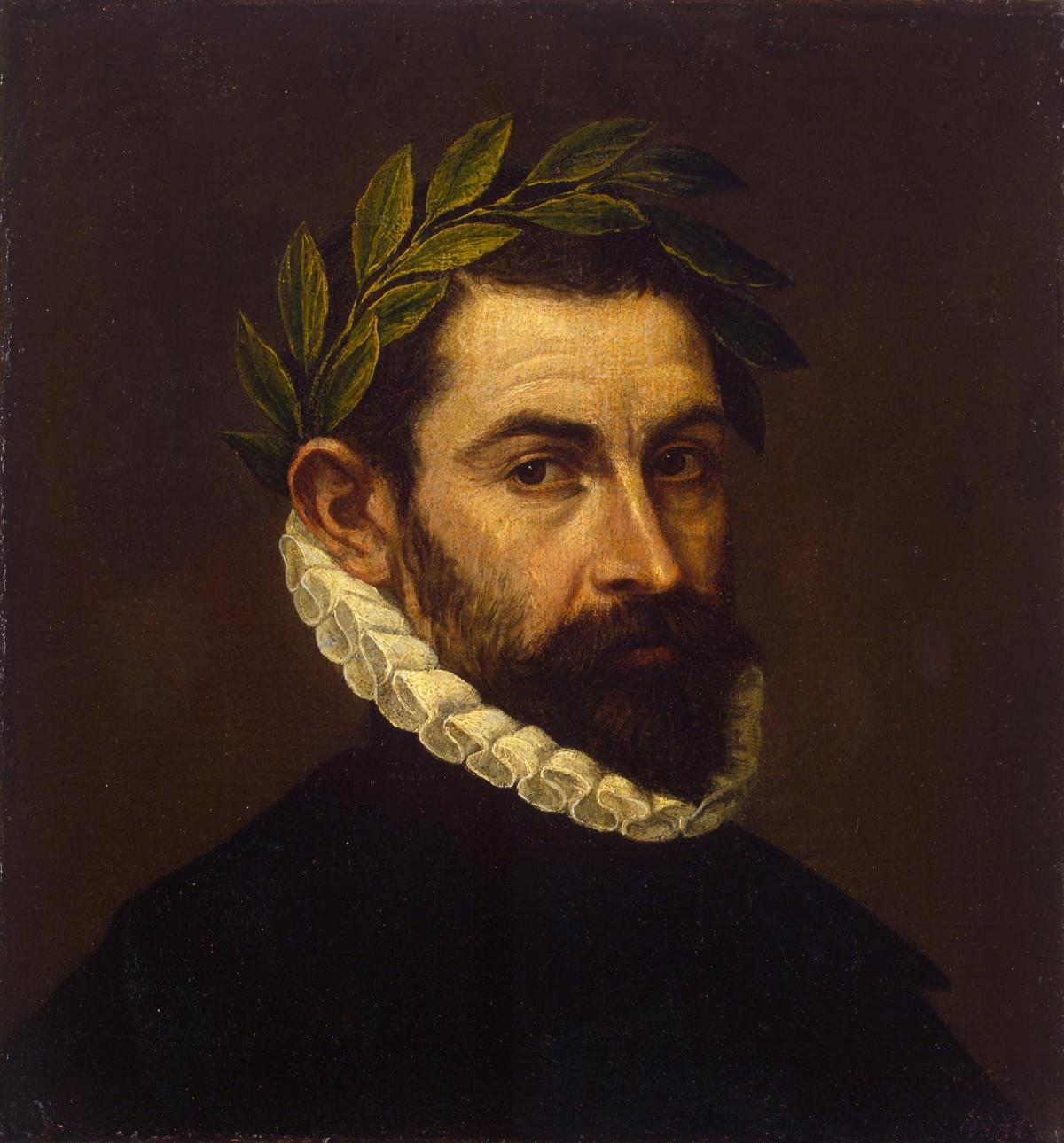 Poet Ercilla y Zuniga by El Greco