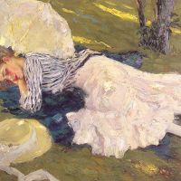 Sleepy by Edward Cucuel
