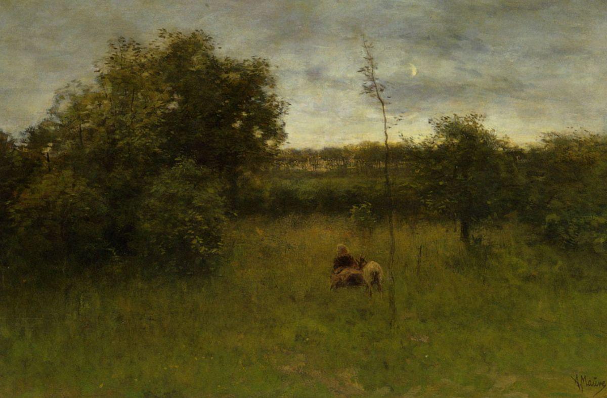 Twilight by Anton Mauve