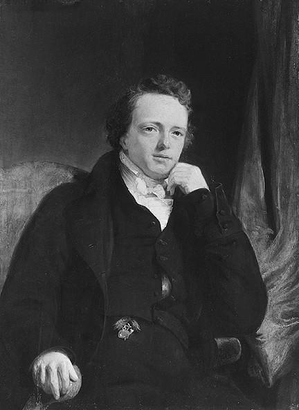 Dr. John Wakefield Francis by Charles Robert Leslie