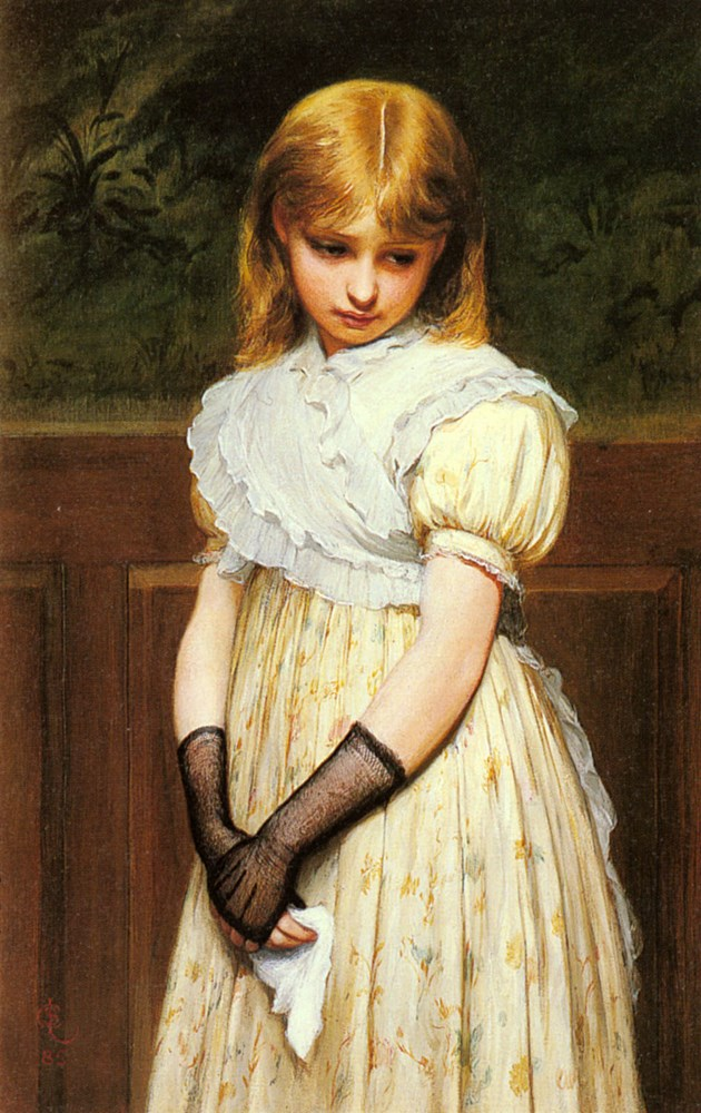 Petulance by Charles Sillem Lidderdale
