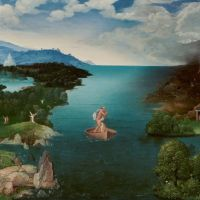 Charon crossing the Styx by Joachim Patinir