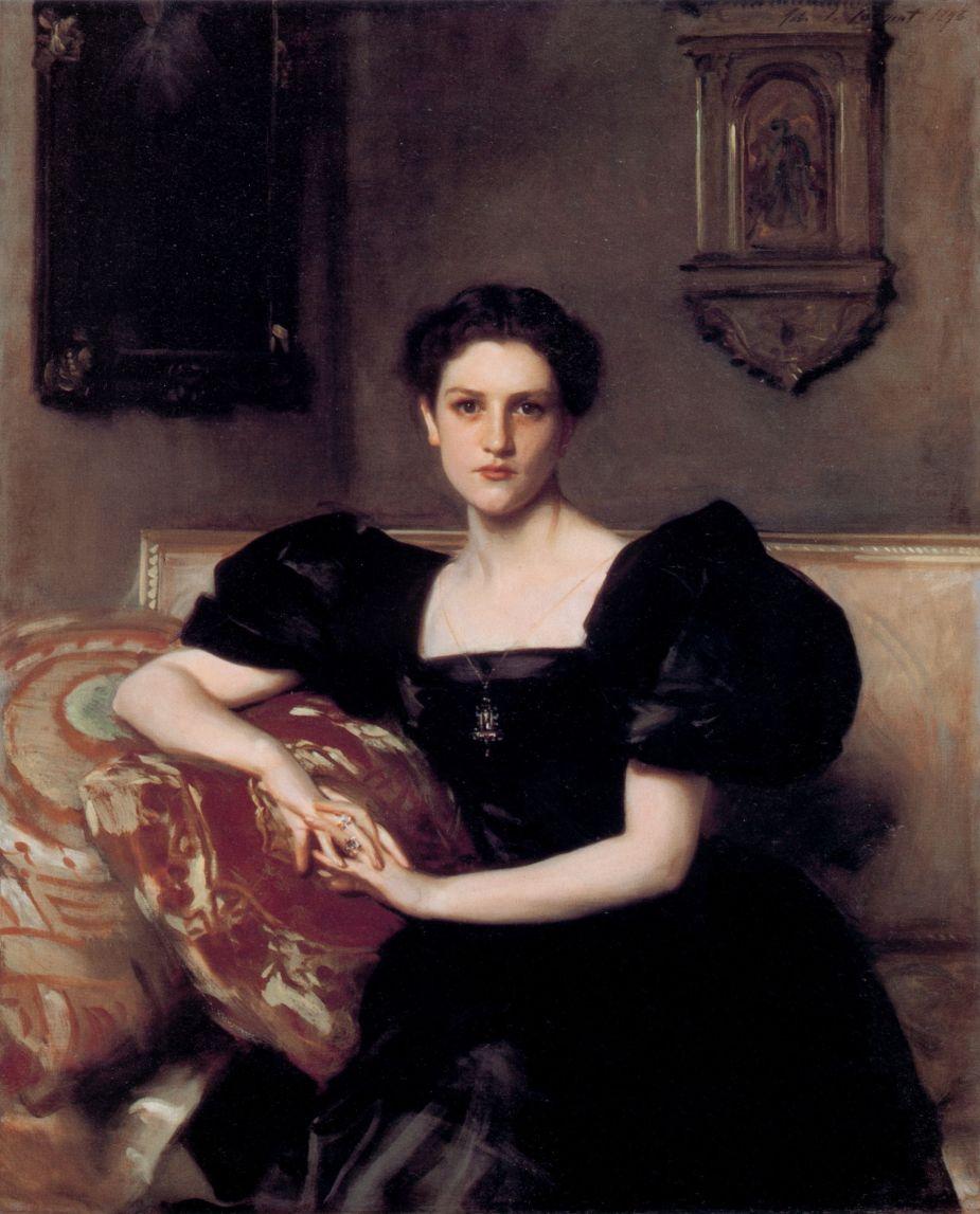 Elizabeth Winthrop Chanler by John Singer Sargent