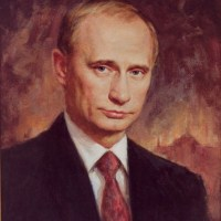 His Excellency V. V. Putin, The President of Russia by Igor V. Babailov