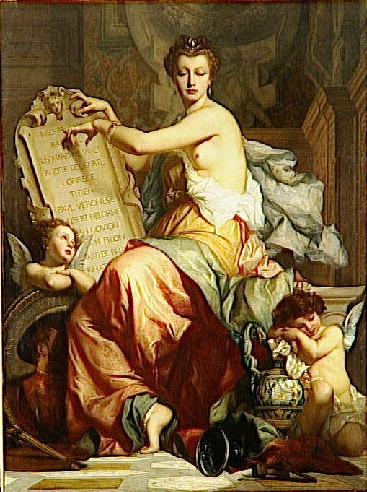 La Renaissance by Charles Zacharie Landelle