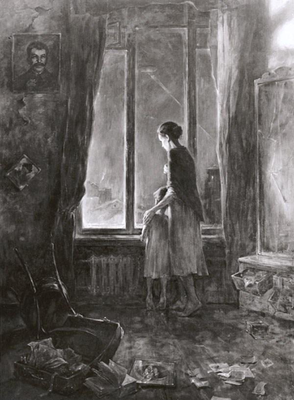 My Grandmother told me... 1937 by Igor V. Babailov