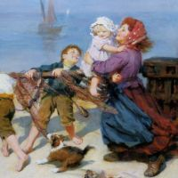 Heave Ho by Arthur John Elsley