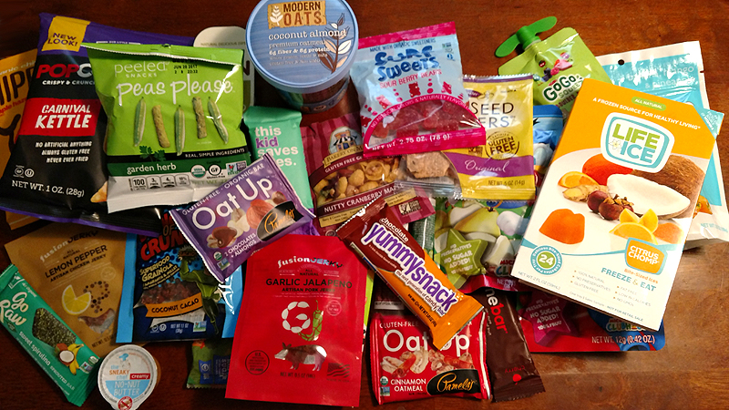 Great Kids Healthy Snacks Subscription Box - All Gluten Free
