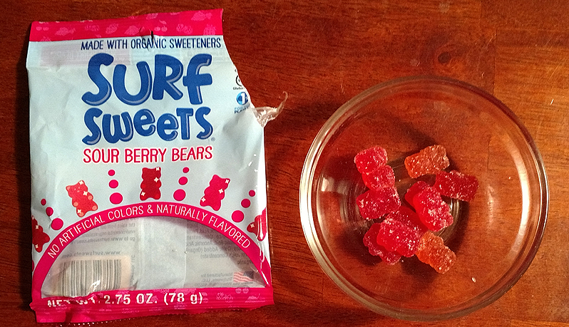 Surf Sweets Sour Berry Bears