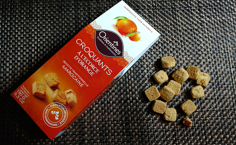 Try the World Pantry - Orientines Orange Cookies
