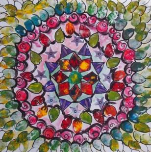 Mandala by Billie Griffiths