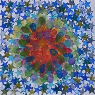 Mandala by Helen Seiver