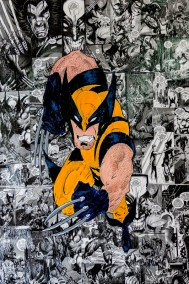 Wolverine by Jasmin Engstrom. Photo by Rob Cox