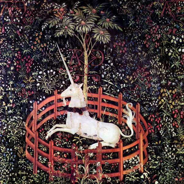 The Captive Unicorn