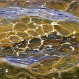 """Jodie Ahern 2005 Oil on Canvas 36"""" * 36"""""""