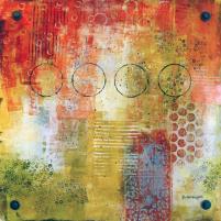 """Jodi Reeb 2012 Acrylic on acrylic panel 24"""" * 24"""""""