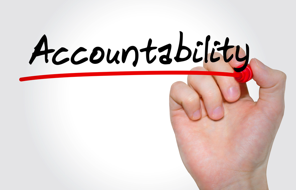 the word: accountability