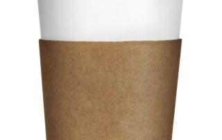 Image of a coffee cup with lid