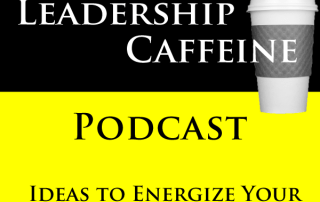 Cover image for Leadership Caffeine podcast