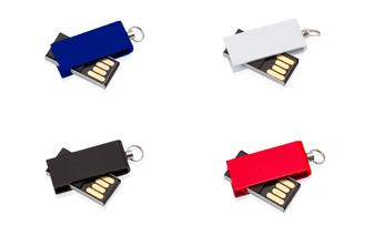 usb metalico personalizado colores