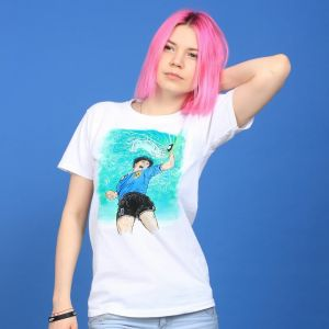 "T-shirt ""The Hand of God. Maradonat"""