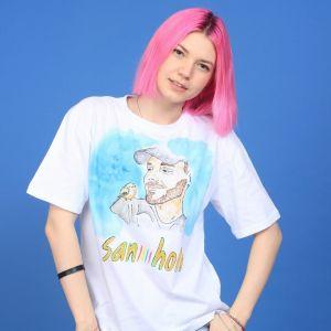 "T-shirt ""San Holo"""