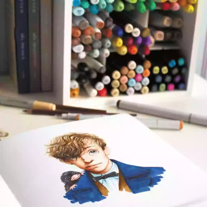 How-to-draw-a-portrait