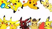 draw Pikachu 1