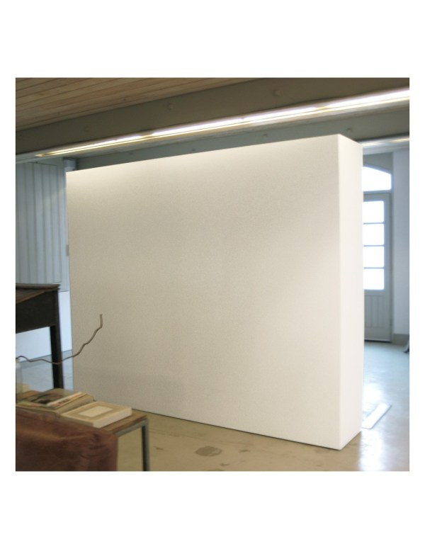 Mobile Wall With Storage - Artplinths